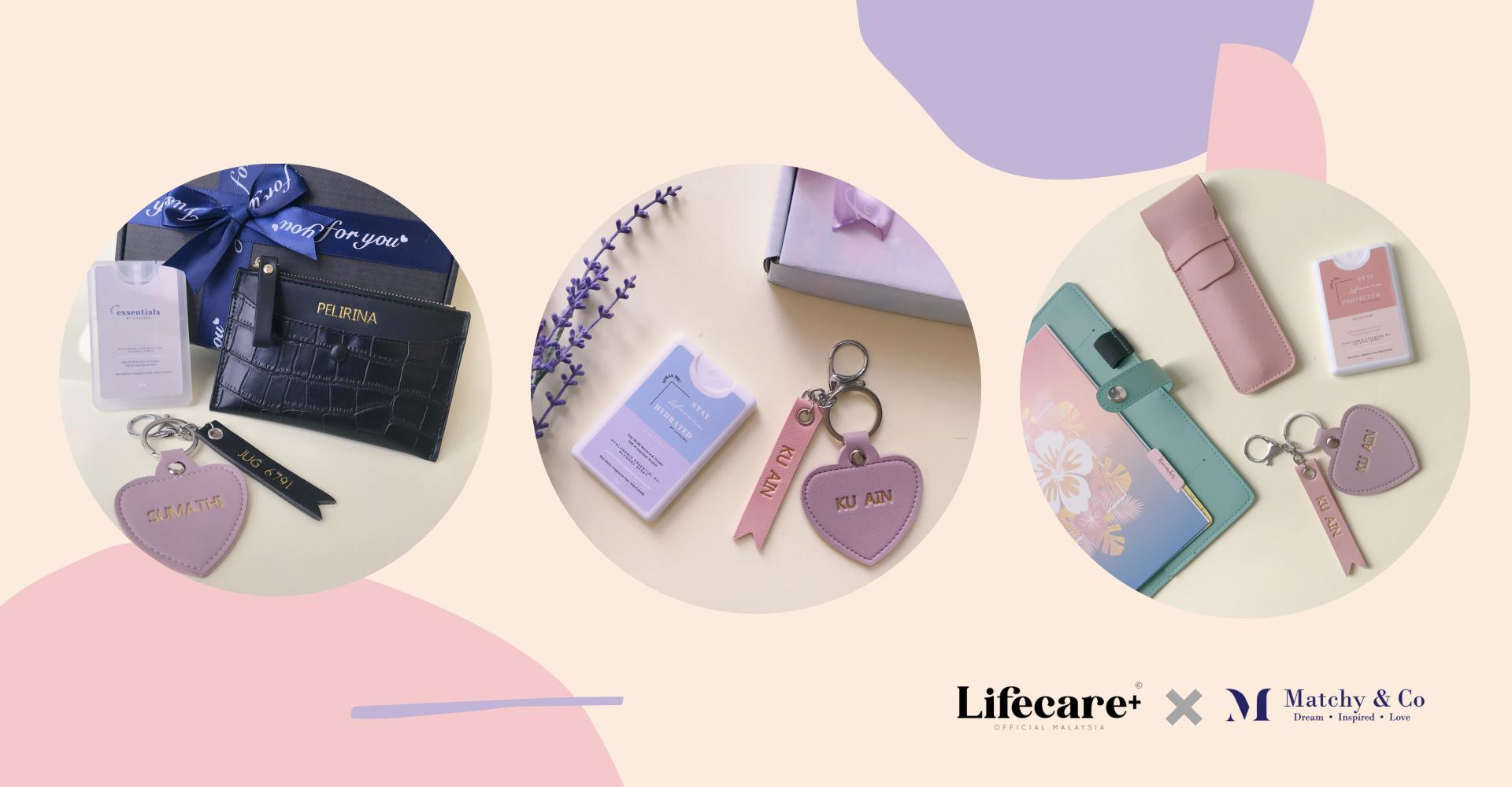 Lifecare Plus x Matchy & Co