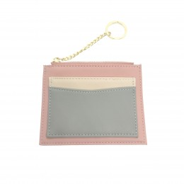 Stacie Coin Wallet - Pink